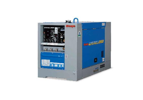 エンジンCO2溶接機 DCW-350LS