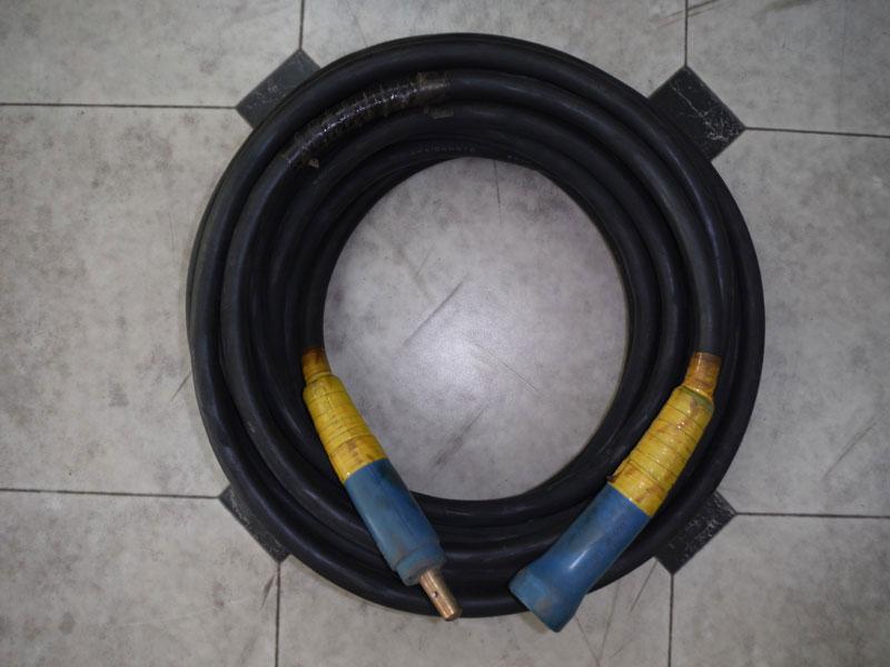 ダイヘンXD350 キャプタイヤケーブル 60SQ 20m
