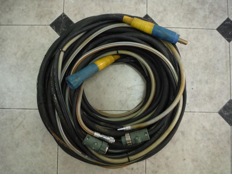 ダイヘンXD500 CO2 延長ケーブル 20m