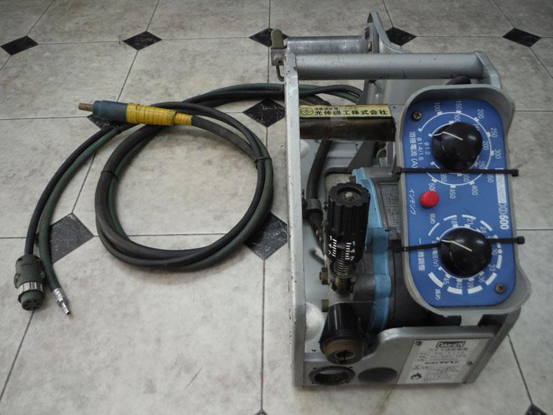 ダイヘンXD500 送給装置