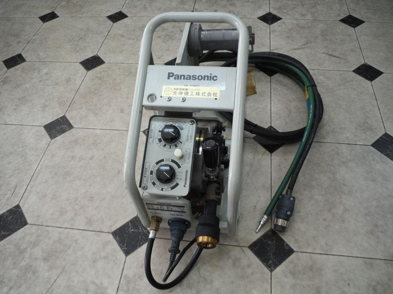 パナソニックKR2 送給装置