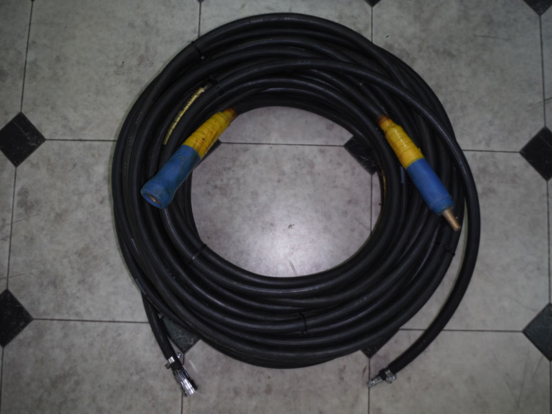 【各種ケーブル関連】ガウジング延長ケーブル 20m