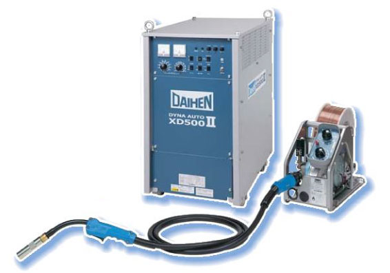 ダイヘン XD500